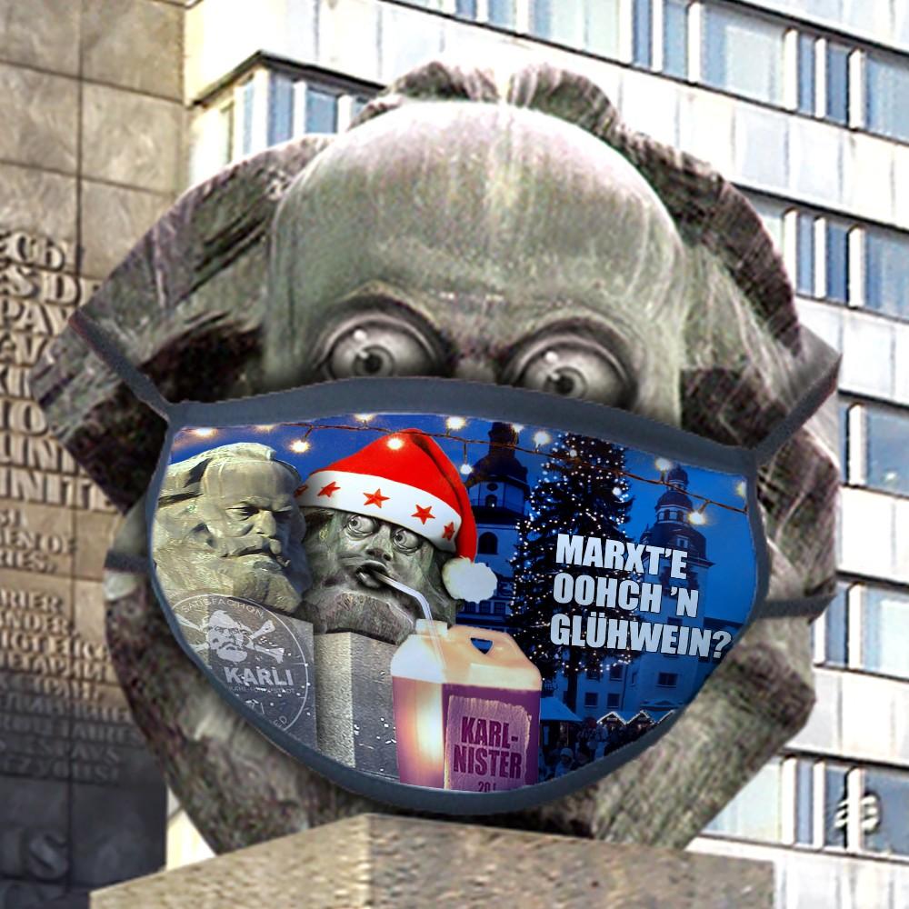 "St. Karli Maske ""Glühwein"""