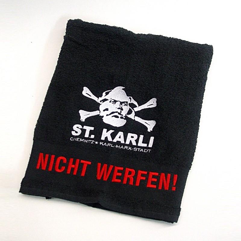 Badedieschor St. Karli -Nicht werfen!