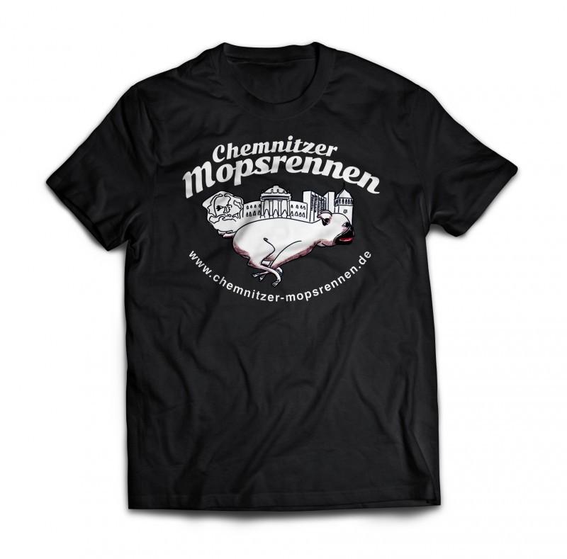 Chemnitzer Mopsrennen T-Shirt Unisex