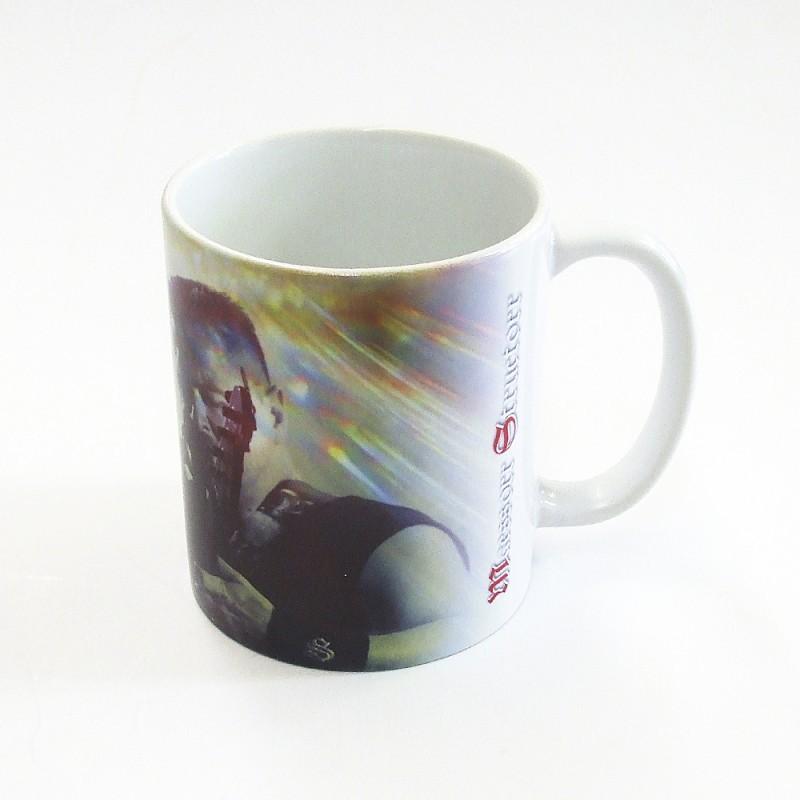 """Kaffeetasse """"Milvus & Denny"""""""
