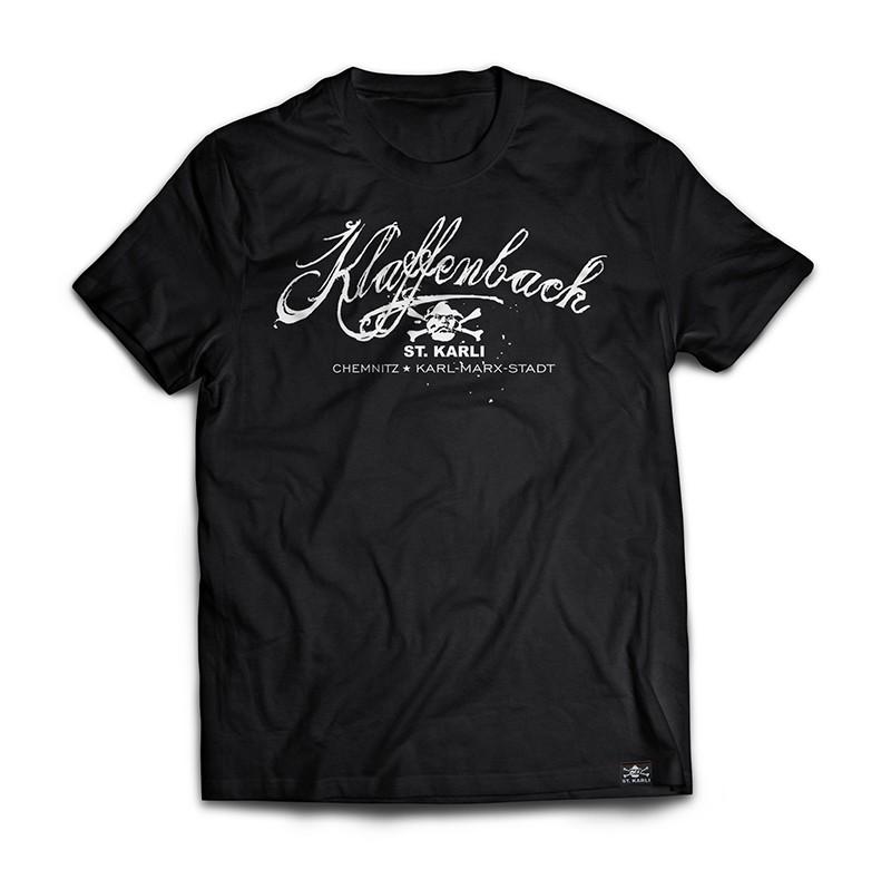 "St. Karli T-Shirt ""Klaffenbach"""