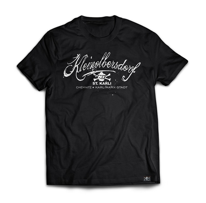 "St. Karli T-Shirt ""Kleinolbersdorf"""