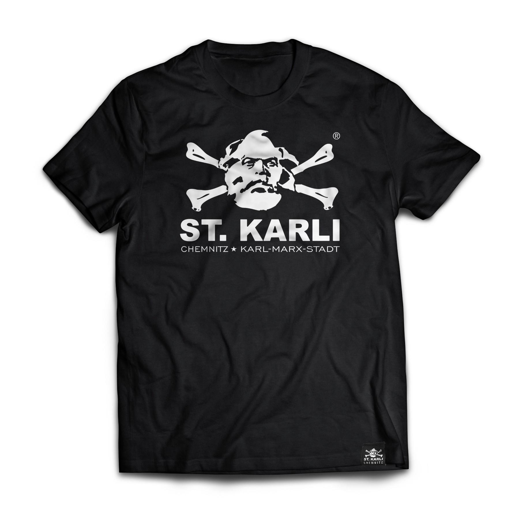 ST. KARLI  Herren T-Shirt
