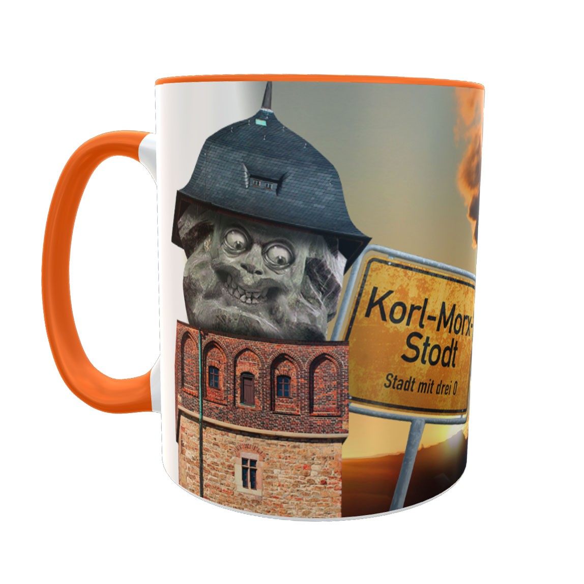 "St.Karli Tasse ""❤ KMSt."""