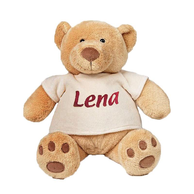 Süßer Teddy Bär individuell bestickt