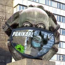 """St. Karli Maske """"PaniKARL"""""""