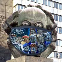 """St. Karli Maske """"Karli Family"""""""