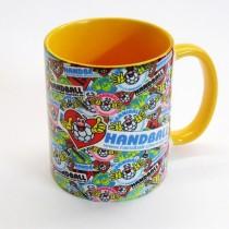 Hanniball Kaffeetasse gelb