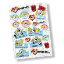 Haniball Sticker-Set