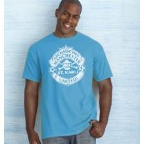 """St. Karli T-Shirt """"Sächsisches Manchester"""""""