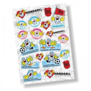 Haniball Sticker-Set