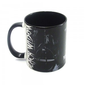 "Kaffeetasse ""Black Widow"""