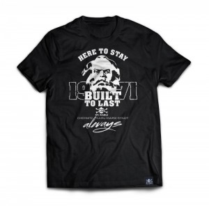 "St. Karli T-Shirt ""BUILT TO LAST - 1971"""