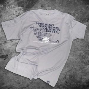 "St. Karli ""Worker Shirt"" Grau"